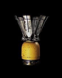 Antipersonnel by Raphaël Dallaporta - still life images of landmines