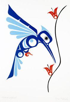Hummingbird by Eric Parnell