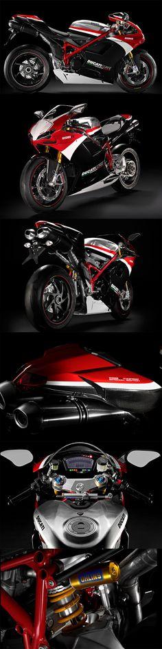 Ducati 1198 S & 1198 R Corse Special Editions