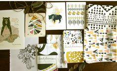 leah duncan: amazing site to shop for affordable art prints, pillow covers, tea towels, etc.