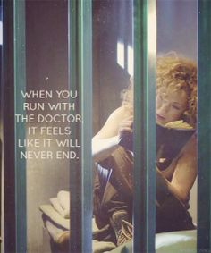 Except, it does, River Song. It ends with him not having a clue as to who you are, and your mind being downloaded onto the mainframe of a Library Planet that is about to be evacuated. :{ <<<<< Accept when Clara jumps into the time steam you see that she goes to the Library. Why would she go there? The doctor didn't almost die there. RIVER did. My guess is Clara KNOWS he needs her and went to save River.