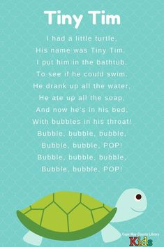 One of our favorite storytime rhymes! - Kids education and learning acts Nursery Rhymes Lyrics, Nursery Rhymes Preschool, Nursery Rhymes Songs, Preschool Music, Preschool Learning, Nursery Rhymes For Toddlers, Nursery Rhyme Crafts, Kids Rhymes Songs, Baby Songs