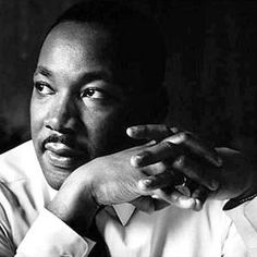 """The time is always right to do what is right."" -Martin Luther King Jr. (1929-1968)"