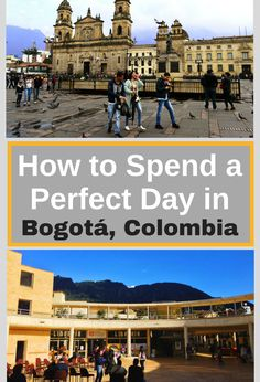 What to do and where to go in Bogota, Colombia!