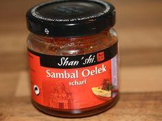 Sos dulce-iute - Pasta de ardei iute Container, Food, Meals, Yemek, Eten