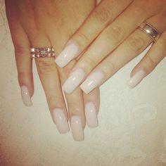 New Nails Acrylic Kylie Jenner Khloe Kardashian Ideas Fabulous Nails, Perfect Nails, Gorgeous Nails, Love Nails, How To Do Nails, My Nails, Glam Nails, Classy Nails, Trendy Nails