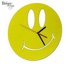 """Zegar ścienny """"Smile"""""""