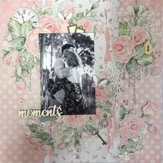 Scrapbook Pages, Scrapbooking Ideas, Scrapbook Layouts, General Crafts, Projects To Try, Lily, In This Moment, Project Life, Craft Ideas