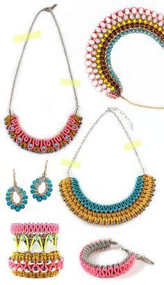 DIY Jewelry: love it!