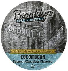 SEASONAL FLAVOR! Brooklyn Bean RoasterySingle-Cup Coffee for Keurig K-Cup Brewers, Cocomocha #BBRHB #Coffee #Summer #KCup #PinIt #WinIt