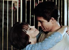 Scandals of Classic Hollywood: Warren Beatty Thinks This Song Is About Him | The Hairpin beatty & caron
