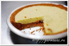 Фото-рецепт. Пирог из лаймов (Key Lime Pie)