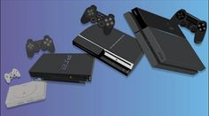 Evolution of Playstation