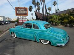Greaser Bob's 1950 Chevy Sport Coupe