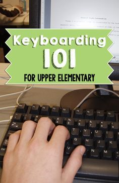 Keyboarding. When some students hear that word pure fear shakes through their bones. Their eyes widen, their palms get sweaty, and they slump in their chairs. But it doesn't have to be that way. We have our top 5 keyboarding tips that will help you have a successful keyboarding experience in your classroom.
