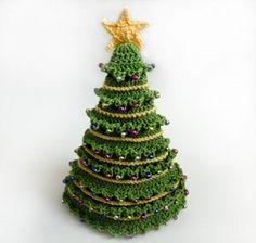 Decorazioni natalizie uncinetto Pagina 4 - Fotogallery Donnaclick