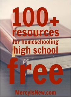 FREE Resources for Homeschooling High School - Homeschool Giveaways High School Curriculum, Education College, Kindergarten Curriculum, Math Education, Physical Education, Importance Of Time Management, School Resources, Homeschooling Resources, Homeschool Apps
