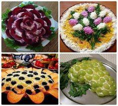 10 вкусных салатов