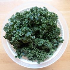 """Why We Love It: """"The 'It Girl' of the vegetable world,"""" says Elizabeth M. Ward, R.D., kale is also our pick for the healthiest salad green, thanks to its hefty dose of calcium and vitamin A. Kale is also a good source of iron and fiber, and rich in vitamin K, which benefits the bones and is important for natural blood clotting, says Ward, author of MyPlate for Moms, How to Feed Yourself & Your Family Bette"""