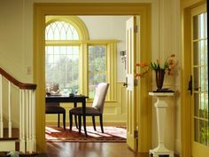 Add the finishing touch to your windows with these tips from HGTVRemodels for picking casings.