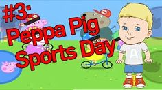 Videoplay of Peppa Pig Sports Day application