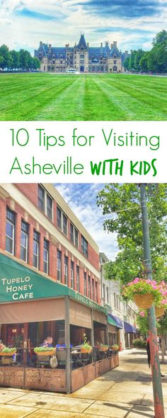 10 Tips for Visiting Asheville with Kids - The Lemon Bowl
