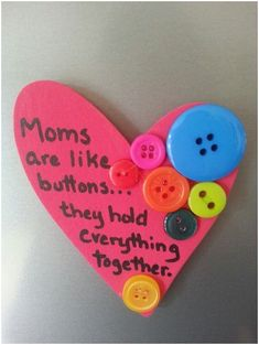 mothers day crafts for kids ~ with kids crafts + crafts for kids + mothers day crafts for kids + christmas crafts for kids to make + kids crafts + valentine crafts for kids + halloween crafts for kids + christmas crafts for kids Kids Crafts, Easy Mother's Day Crafts, Mothers Day Crafts For Kids, Daycare Crafts, Sunday School Crafts, Classroom Crafts, Fathers Day Crafts, Adult Crafts, Mothers Day Cards
