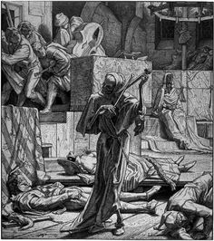 baleanoptera | Alfred Rethel and his Dance of Death