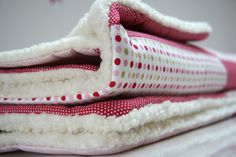 Babydecken - Krabbeldecke Patchwork/Teddyfell 90x120 cm - ein Designerstück von MaruMaru bei DaWanda