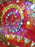 Laurel True adds color and sparkle to the world through her mosaic art.