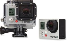 A Cool Way for Dad to Capture All the Cool Stuff He Does Outdoors — GoPro HERO3 Silver Edition Wide-Angle Helmet Cam