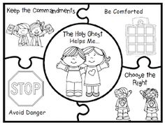 I will choose the right handout and poster lds primary for Ctr coloring page lds