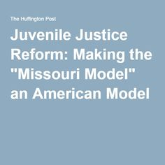 Im writing a research paper on juvenile justice court act and why it was passed?