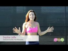 Philosophie Fitness Video - Tricep Dips - NO EQUIPMENT NEEDED!  #triceps #workout #fitness