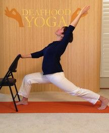 standing chair chair yoga and kitchen sinks on pinterest