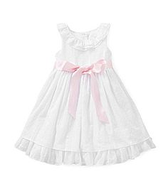 Laura Ashley 2T6X SwissDot Dress #Dillards