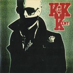 """For Sale - Klark Kent Don't Care - Green Vinyl UK  7"""" vinyl single (7 inch record) - See this and 250,000 other rare & vintage vinyl records, singles, LPs & CDs at http://eil.com"""