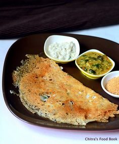 Instant cripsy rava dosa recipe- SouthIndian breakfast recipes !