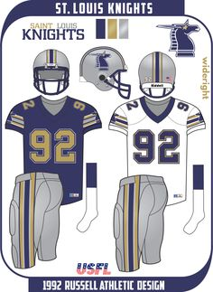 Arena Football, Football Uniforms, Sports Logos, Russell Athletic, Panthers, Tampa Bay, Helmets, St Louis, Color Combos