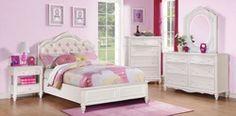 Coaster Furniture Caroline Kids Bedroom Set With Twin Storage Bed Upholstered Bedroom Set, Twin Bedroom Sets, 5 Piece Bedroom Set, Bedroom Furniture, Furniture Sets, Fine Furniture, Tufted Bed, Wood Bedroom, Dream Bedroom