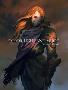 Color Light Mood by jameszapata on deviantART