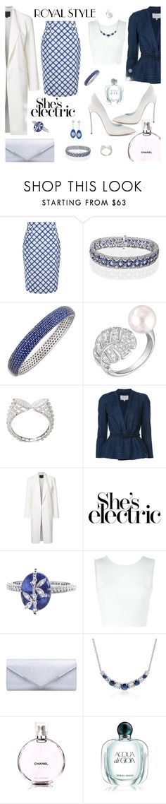 """▲◄★☆♫•☯•♫☆★►▲"" by missacreativityinstyle ❤ liked on Polyvore featuring Jonathan Saunders, Effy Jewelry, Chanel, AS29, Carolina Herrera, Alexander Wang, Ultimate, Cathy Waterman, A.L.C. and Carvela"