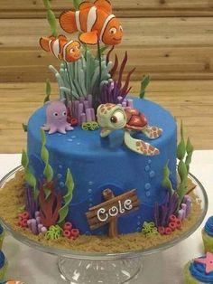 Finding #Nemo #Cake