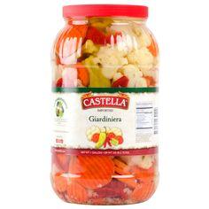 Also New This Week: Castella Giardiniera - 1 Gallon YUM!