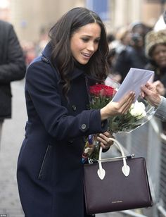 She's taking to being Royal rather well, so gracious!