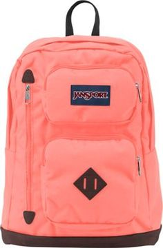 JanSport Austin Backpack Coral Peaches - via eBags.com!