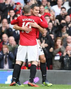 70007c5fe View action and celebration photos from Manchester United s 4-2 win over  Stoke City at