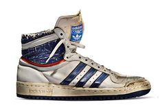 Superused adidas trainers