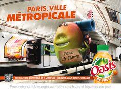 Paris, ville métropicale #TeamOasisParis