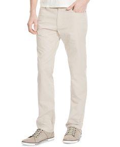 c023e4a17fc Kenneth Cole Reaction Men's Ferdinand Slim-Fit Pants & Reviews - Pants -  Men - Macy's